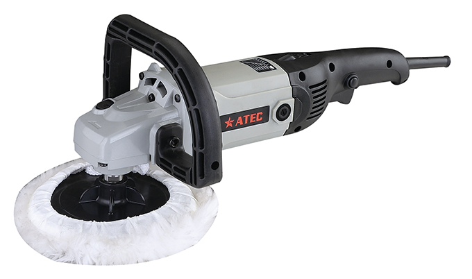 Atec 1350W 180mm Electric Angle Polisher (AT9318)