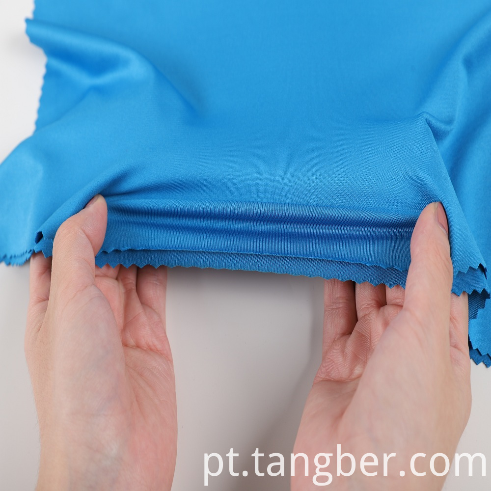 microfiber polyester spandex fabric