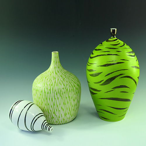 Wholesale fashion Porcelain Office Flower Decorations for Promotional (H1100)