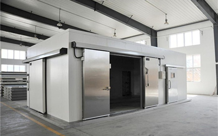 Cold Room with Cooling Refrigerated Equipment System