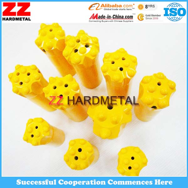 Drill Bits for Rock and Mining