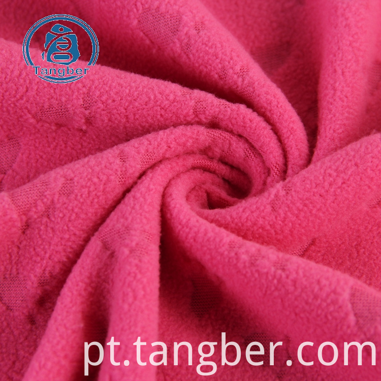 double sided fleece fabric