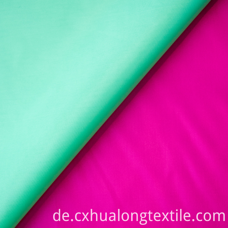 Shrink-Resistant taffeta fabric