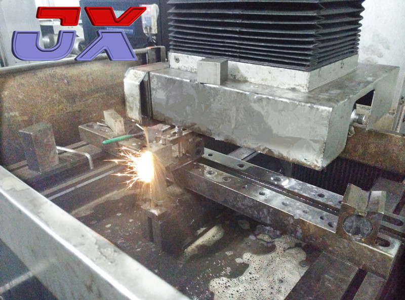 Metal CNC Machine and Wire Cutting Samples for Gear Part