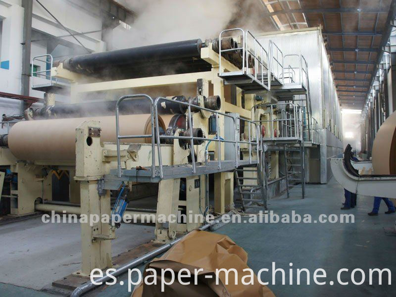 Cylidner Mould Paper Machine