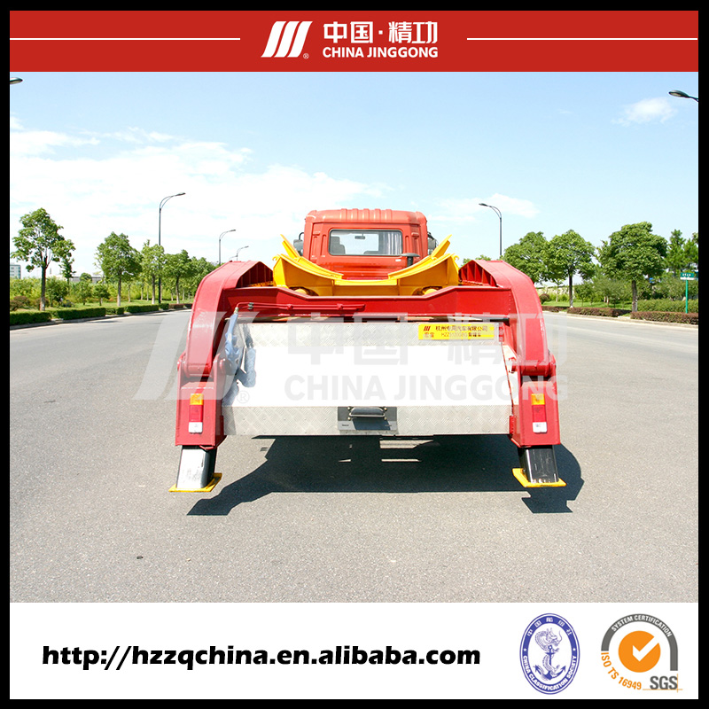 Tank-Carry Truck for Dry Mortar Delivery (HZZ5120ZBG)