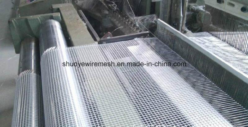 2016 Good Quality Coated Alkali Resistant Fiberglass Mesh