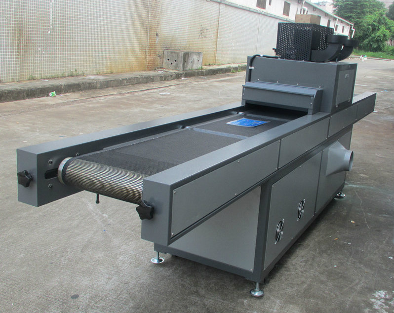 TM-UV400L Silk Screen UV Ink Printing Curing Machine