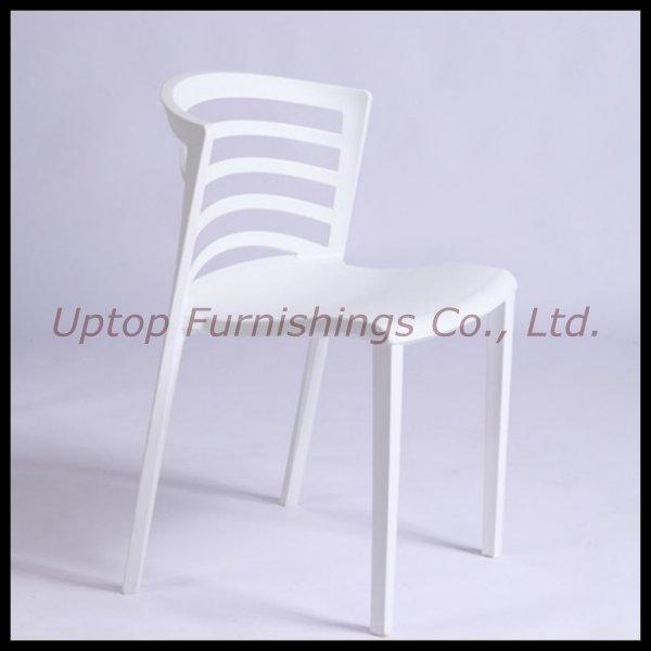 Wholesale Stackable Cafe Restaurant Plastic Chair (sp-uc295)