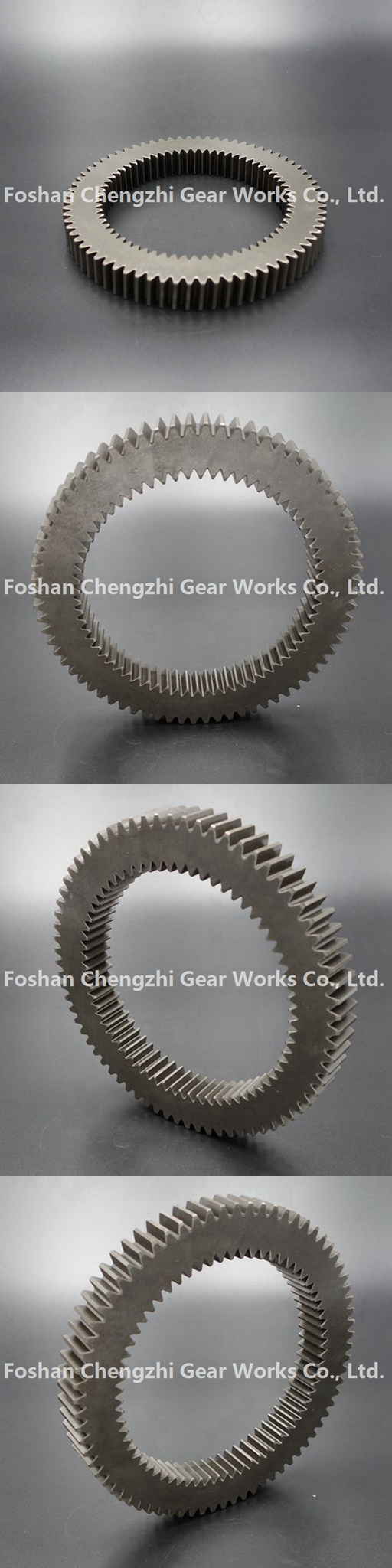 High Precision Customized Transmission Gear Ring Gear for Various Machinery