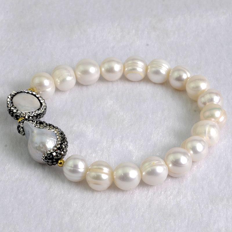 Wholesale Fashion Pearl Bracelet Jewelry