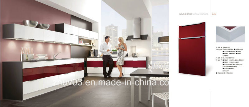 Glossy Anti Scartch Kitchen Cupboard (customized)