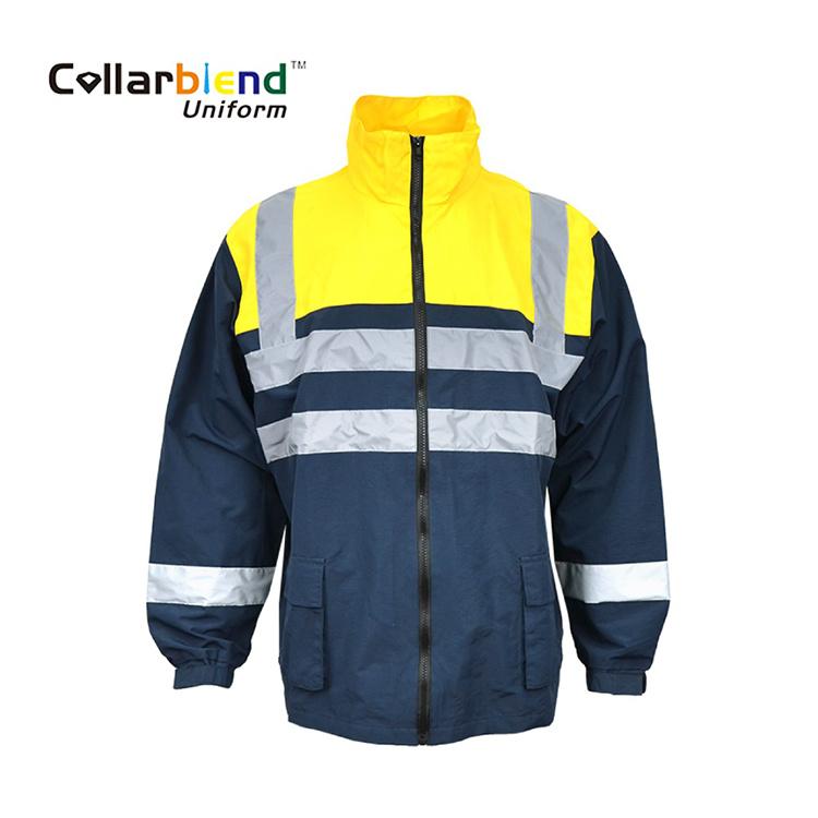 New fashion long sleeve reflective coat