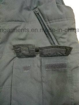 Men's Tc Body Warmer Padded Padding Winter Sleeveless Vest for Outdoor