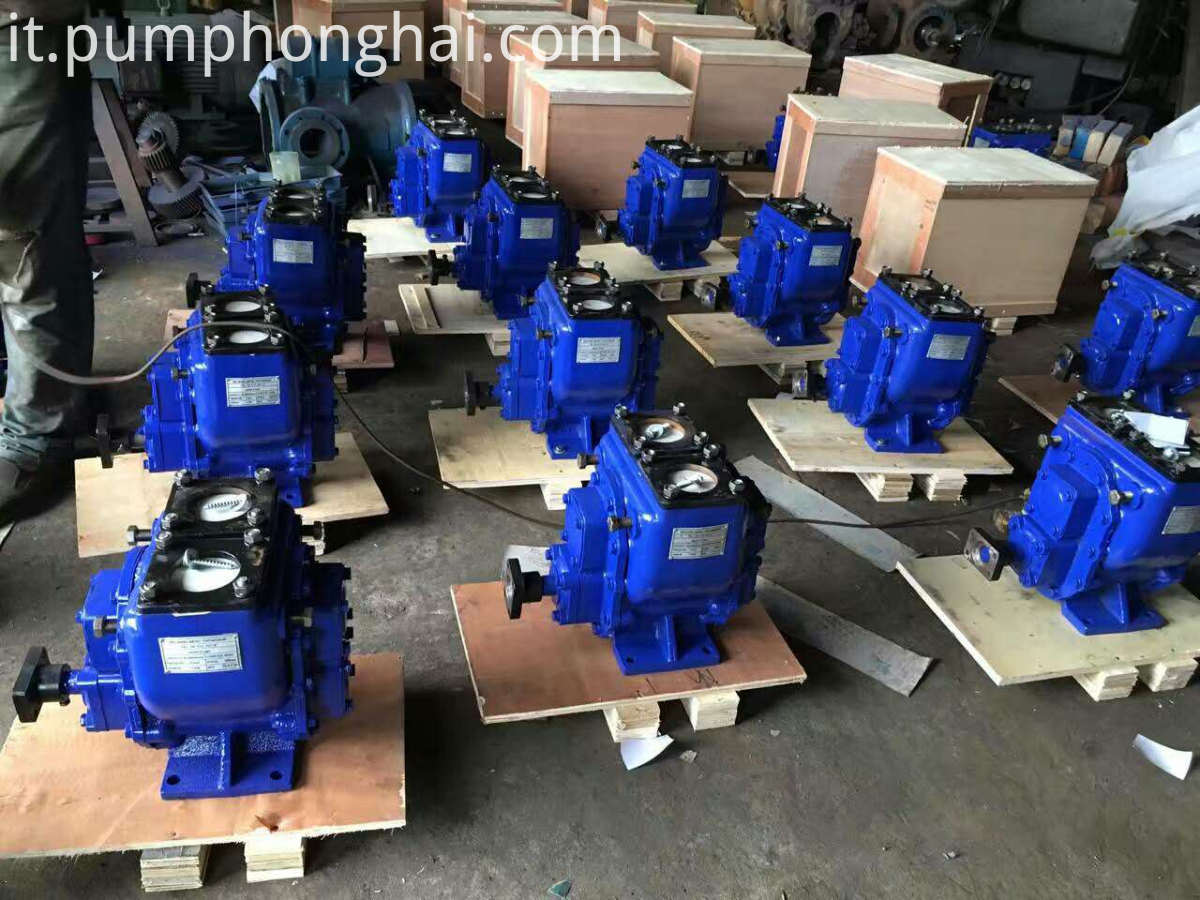 gear oil pumps