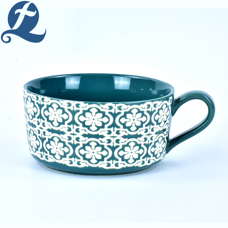 Ceramic Soup Bowl Set