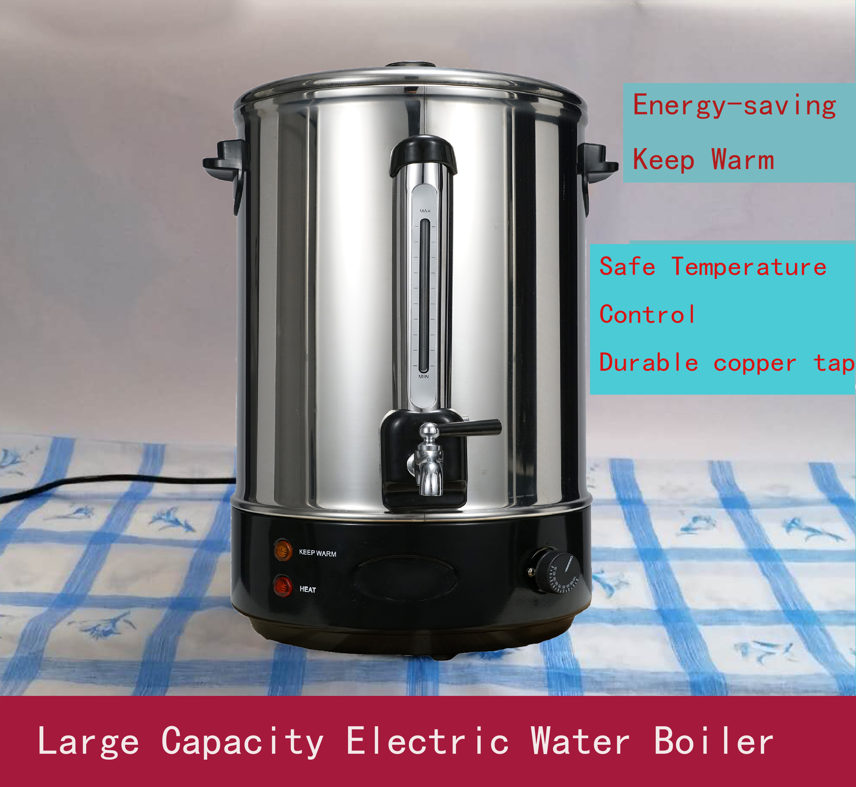 Water Boiler for Hotel