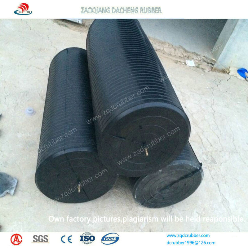 Elliptic Type Inflatable Rubber Pipe Plugs with Good Plugging Effect.