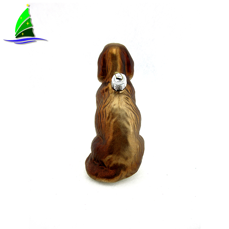 Christmas Retriever Ornament