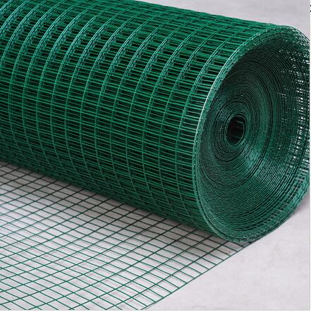 High Quality PVC & PE Coated Wire Mesh