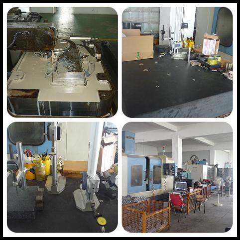 Aluminum Die Casting Parts for Equipment