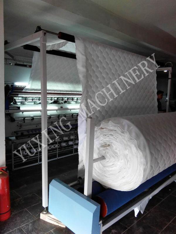 Mattress Cushion Quilting Machine Non-Shuttle Multi-Needle Computerized