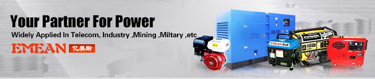 7kVA Three-Phase Soundproof Diesel Generator with Warranty