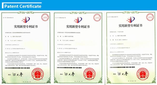 Heat Resistent Insulation Clear Blue Plastic Film (CY20L)