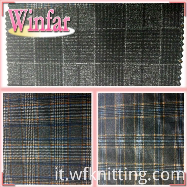 High Quality Polyester Print Fabric