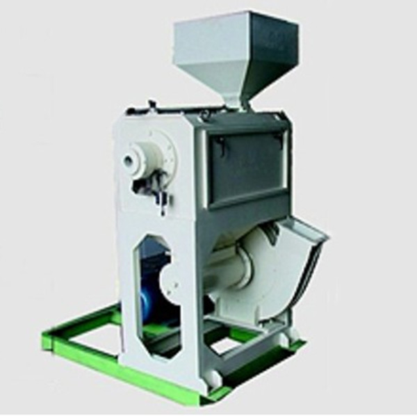 Machine for Peeling off and Polishing