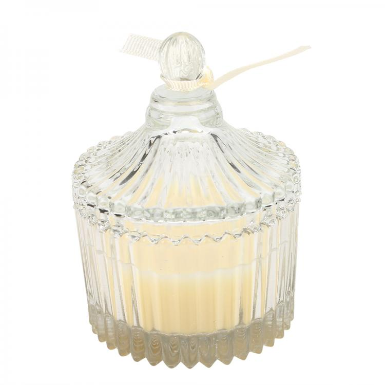 Scented Candle in Glass Holder