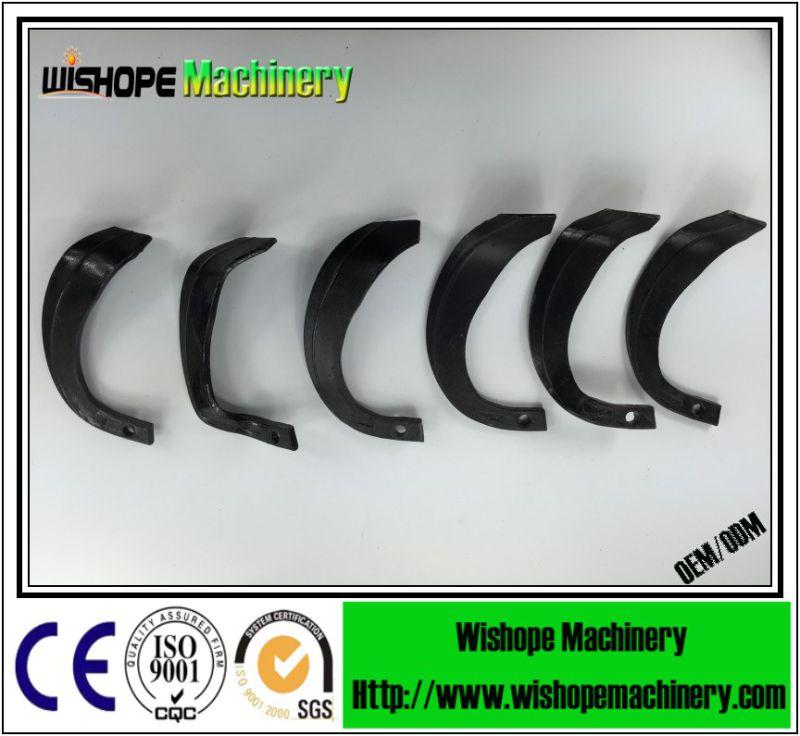 Good Quality OEM Tiller Blades for Gn and Df Power Tillers