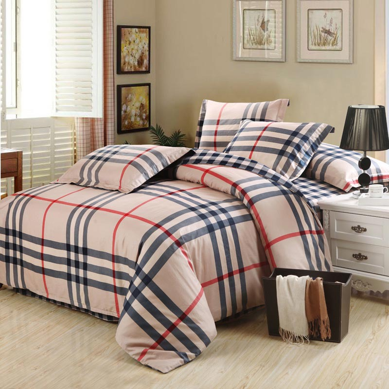 2016 Textile 100% Cotton/Poly High Quality Bedding Set for Hotel/Home