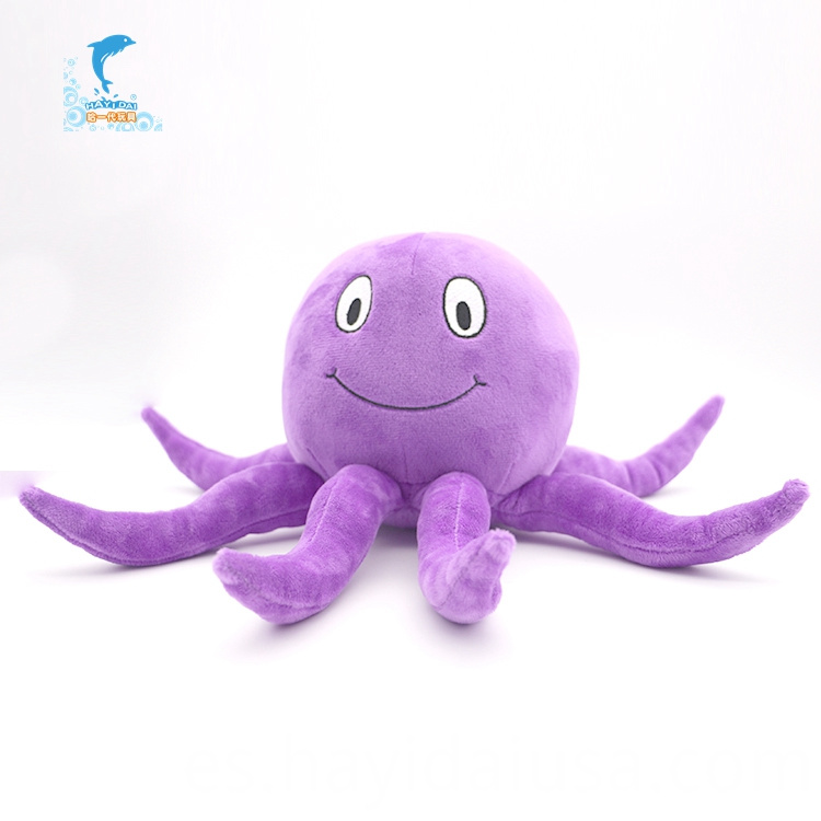 Customized ctopus plush toy