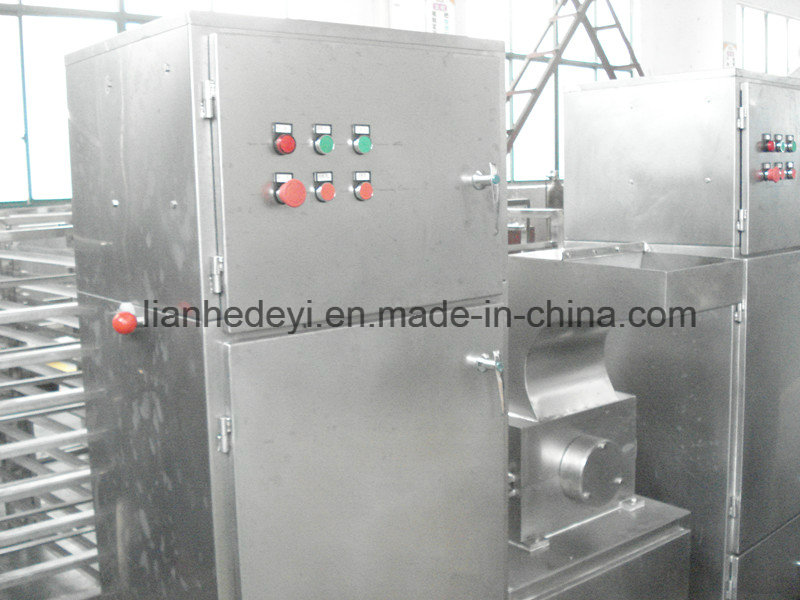 Csj-X-300 Dust-Collecting Stainless Steel Universal Coarse Crusher