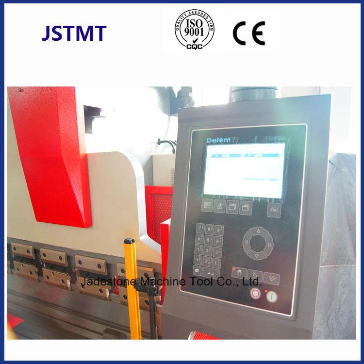 CNC Press Brake for Metal Panel Enclosure (ZYB-200T 4000 4+1axes)