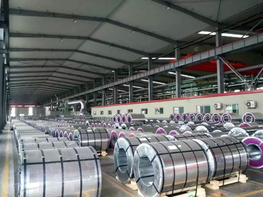 Corrugated Galvanized Steel Iron Sheet