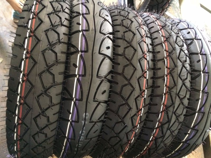 Motorcycle Inner Tube and Motorcycle Tyre