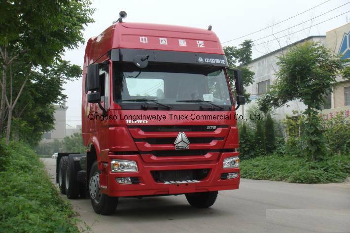 FAW 4X2 Model Heavy Duty Tractor Truck