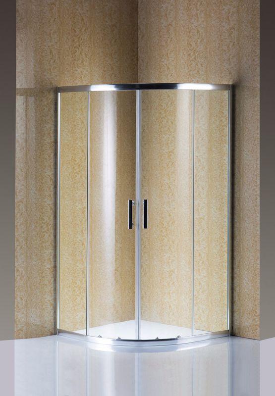 Temperd Glass Screen Shower Doors