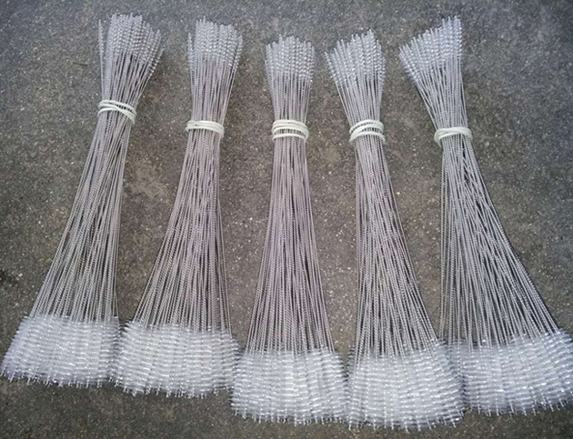 Nylon Combo Brush for Two Side Can Using (YY-636)