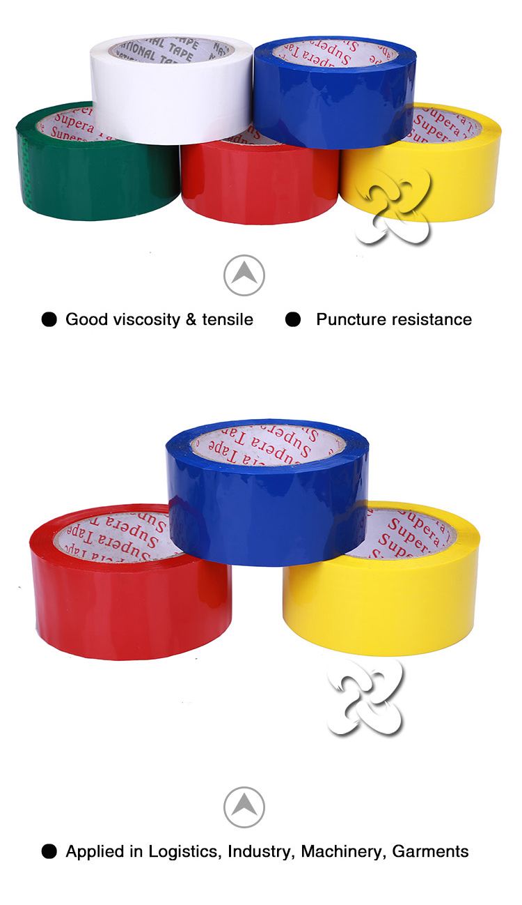 Best Waterproof Plastic Wrap Packing Tape