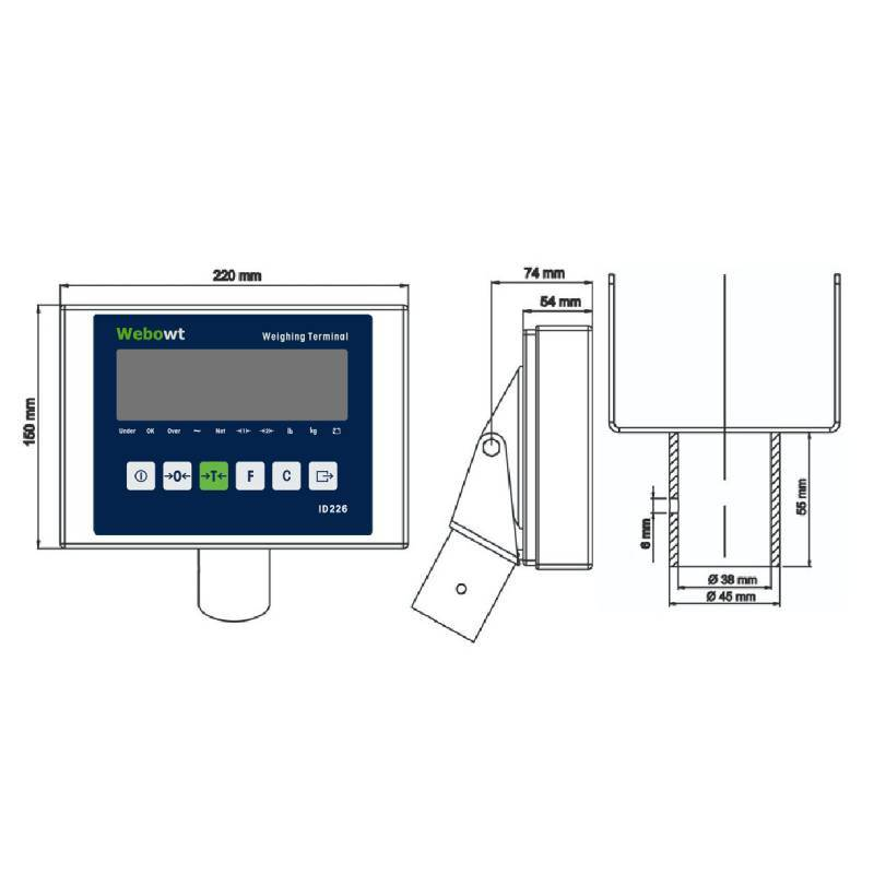 Weighing Scale Controller