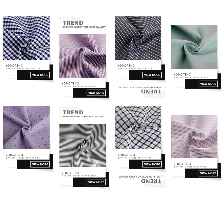 Dress Shirt Fabric Discharge Print