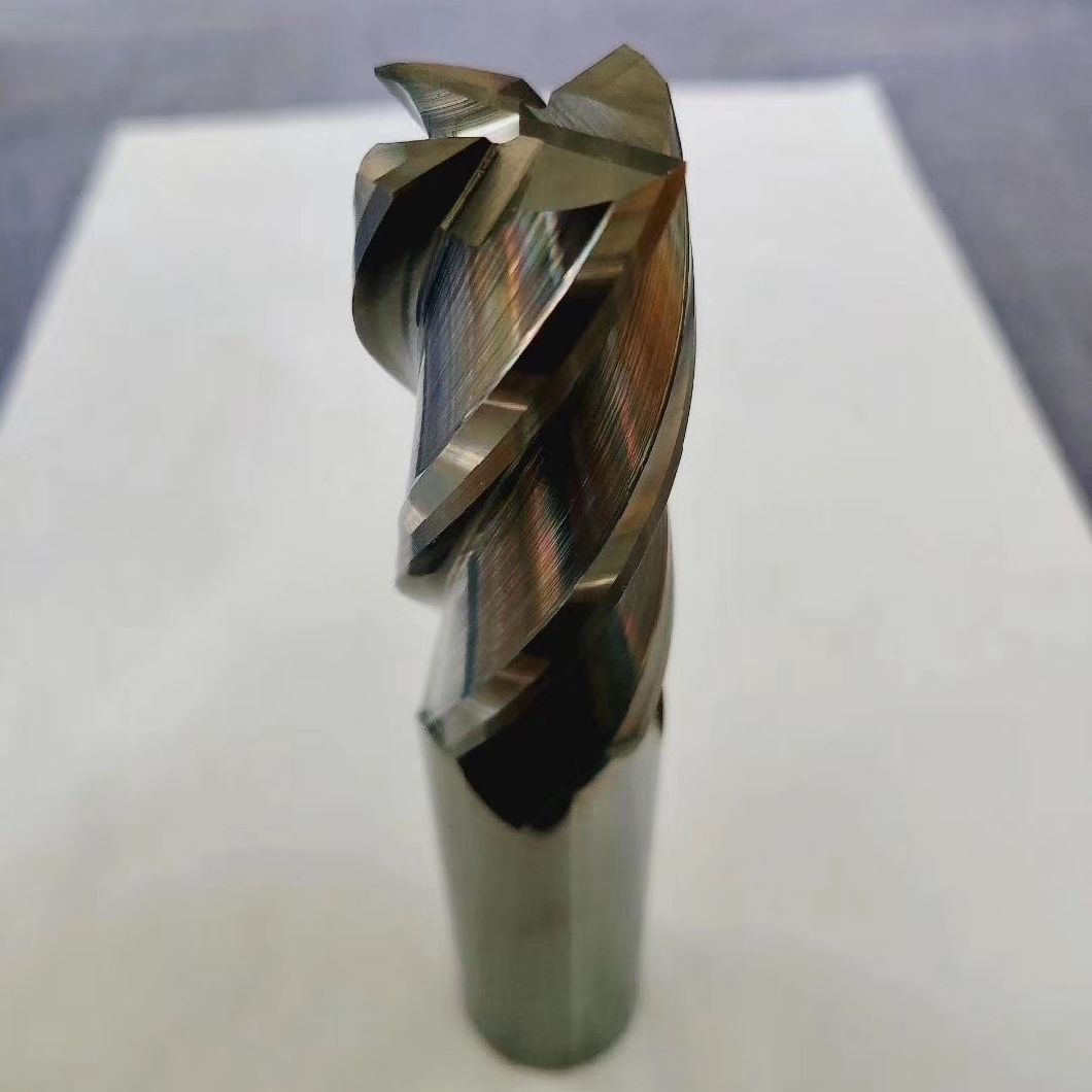 Roughing End Mill Assortment, a Lot of 19 Pieces, Various Diameters and Lengths