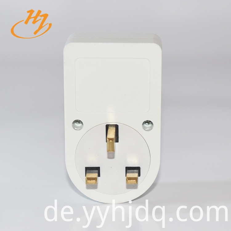 Universal 5A-16A Fireproof Surge Protector