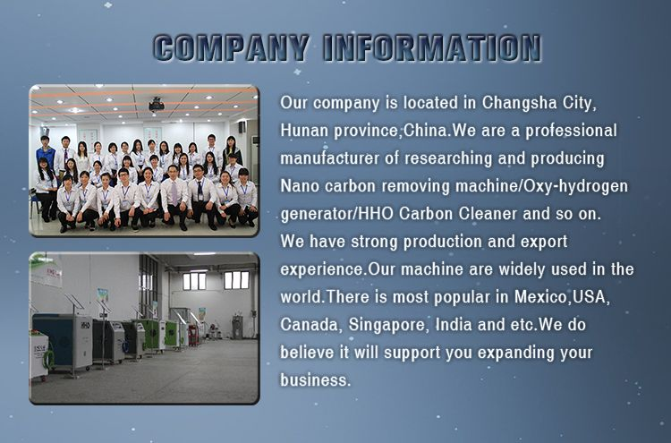 Kingkar Carbon Cleaning System
