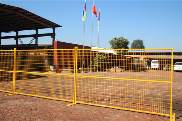 Temporary Fence Security Fence for Us Maeket