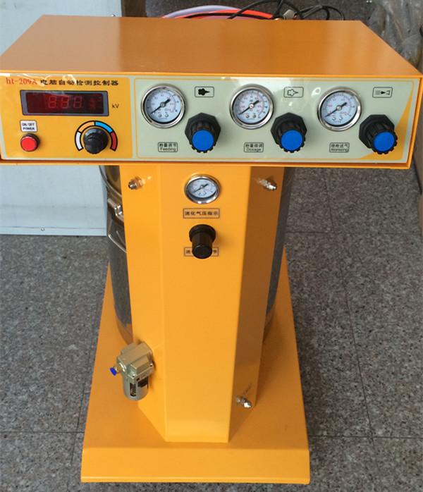 Automatice Spraying Machine (Electrostatic Spray Painting)