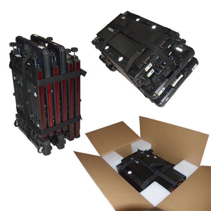 Outdoor High Sensitivity Mobile APP Remote Control Archway Metal Detector